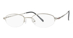 Royce International Eyewear Charisma 42 Silver
