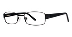 Modern Optical Big Ben Black
