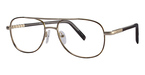 Royce International Eyewear N-40 Demi Amber