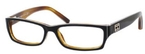 Tommy Hilfiger 1046 Brown White Horn