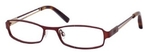Tommy Hilfiger 1071 Semi Matte Burgundy/Red Gold