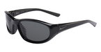 Nike DEBUT P EV0574 (001) Black/Grey Max Polarized Lens