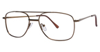 Capri Optics 7705 COFFEE