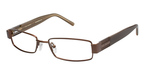 Ted Baker B175 Chocolate Brown