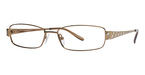 Joan Collins 9730 Gold/Brown