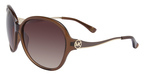 Michael Kors M2453S Drake Dark Brown