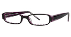 Continental Optical Imports La Scala 427 Black/Purple