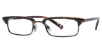 Avalon Eyewear DV004 Dark Tort/Black