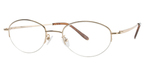 Continental Optical Imports Fregossi 576 Gold