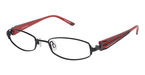 Humphrey's 582082 MTBLK/PEARLRED