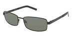 Ted Baker B483 Jeff BLACK W/POLARIZED LENS