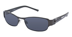 Humphrey's 585064 SHINY BLACK POLARIZED