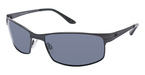 Humphrey's 586024 MATTE GUNMETAL POLARIZED
