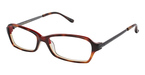 Lulu Guinness L832 Red Tortoise