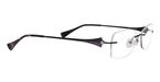 Totally Rimless TR 169 Black