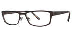 Jones New York Men J327 Dark Matte Brown