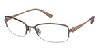 Bogner 732024 Light Brown/Gold Matte