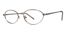 Modern Optical Leslie Matte Brown