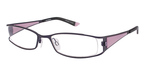 Humphrey's 582106 DRK VIOLET/BLACK PURPLE