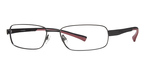 Columbia Big Bend Shiny Black/Black-Red