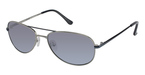 Ted Baker B495 Flyby GUNMETAL W/MIDNIGHT BLUE