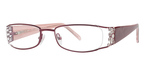 Royce International Eyewear Charisma 48 Burgundy