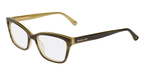 Michael Kors MK257 (325) Olive Horn / Yellow
