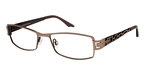 Brendel 902095 LIGHT COFFEE/DK BROWN