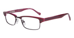 Lucky Brand Emery Burgundy