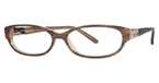 Avalon Eyewear 5013 Walnut/Peach