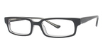 Continental Optical Imports Fregossi Kids 307 Black