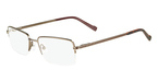 Lacoste L2128 Satin Brown