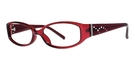 Modern Optical Colette Burgundy