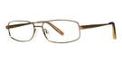 Modern Optical BIG Boy Brown