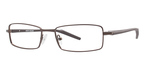 Body Glove BG308 Satin Brown with Dark Brown Temples
