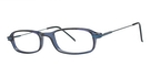 Modern Optical Celebrity Blue