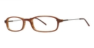 Modern Optical Celebrity Brown