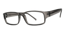 Modern Optical Clout Grey