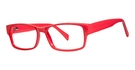 Modern Optical Slick Red
