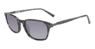 John Varvatos V782 Smoke Tortoise with Grey Lenses