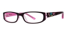 Modern Optical 10x220 Plum/Crystal