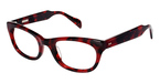Derek Lam DL244 Red Tortoise