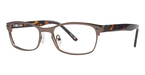Continental Optical Imports Fregossi 599 Brown