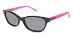 Ted Baker B554 Black/Fuschia