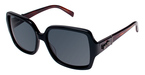 Ted Baker B560 Black With Tortoise