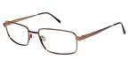 Charmant Titanium TI 10782 Brown