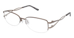 Charmant Titanium TI 12081 Brown