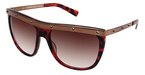Balmain 2004 RED TORTOISE/GOLD