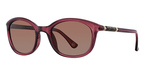 Michael Kors M2838S Bridget Burgundy