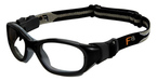 Liberty Sport Slam Goggle XL Shiny Black/Grey